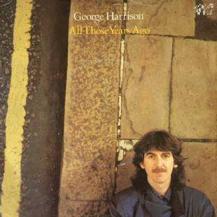 "George Harrison - All Those Years Ago (7"") (EX/G+) (2)"